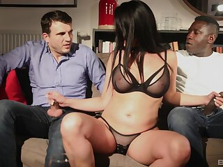 Insane hard sex with a MILF so hungering that she acts wicked