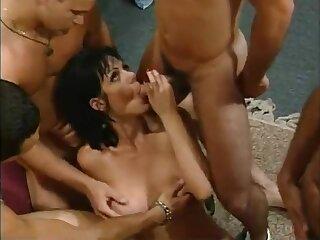 Gang Bourgeoning Blowbang Gonzo Best Scenes