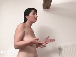 La France A Poil - Cougar Mom Gets Ass Fucked By Her So