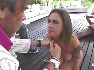 MalenaLaPugliese - Depraved And Slutty Malena Drilled I