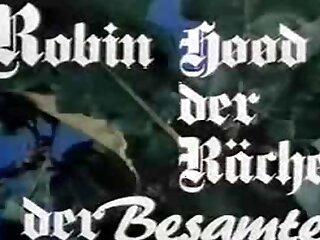 vintage 70s german - Robin Hood, Raecher der Besamten